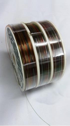 Nylon para pesca de 0.50 mm.