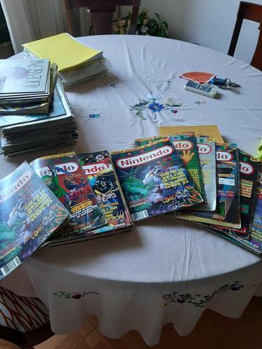 Revista nintendo de coleccion