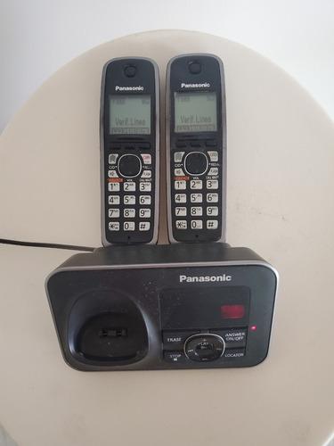 Telefonos inalambricos panasonic