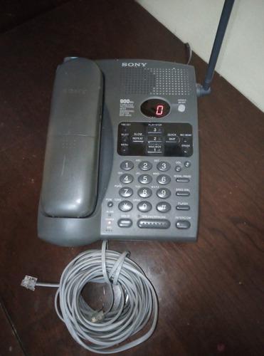 Teléfono inalambrico sony operativo