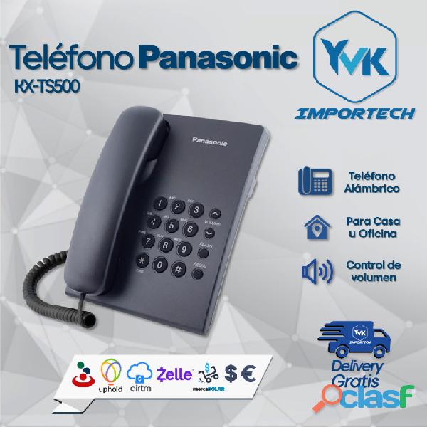 TELEFONOS ALAMBRICOS PANASONIC