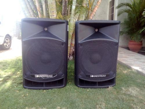 Corneta amplificada sound stream 15 (600v)