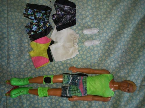 Barbie, ken y vestuario