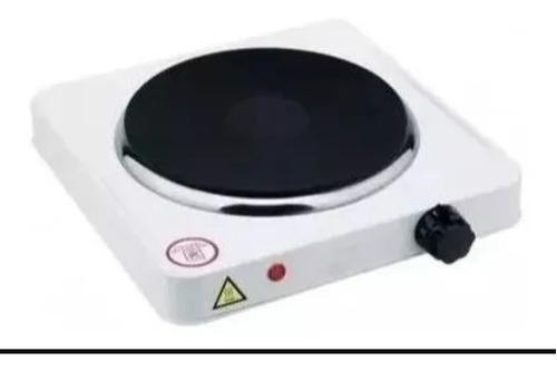 Cocina eléctrica 1000 watts plato liso 110 voltios.