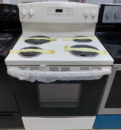 Cocina eléctrica con horno amana