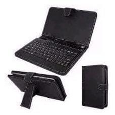 Forro Tablet Taclado Usb (10 Vrdes)