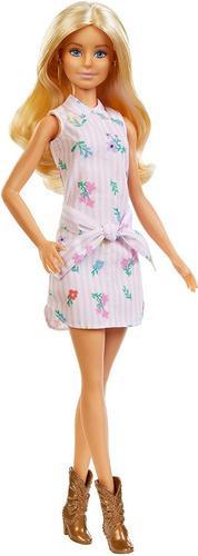 Muñeca barbie original moderna fashionista niñas mattel