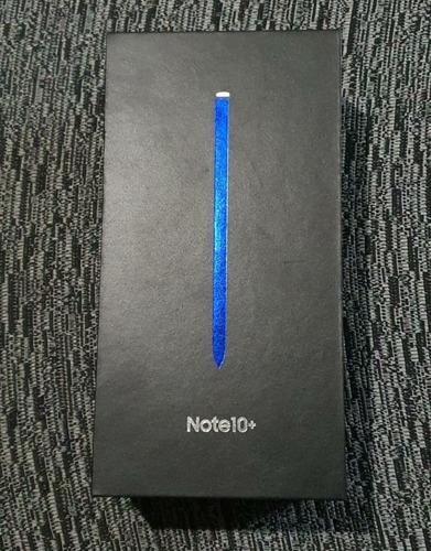 Samsung note 10 + de 256 gb de memoria y 12 de ram