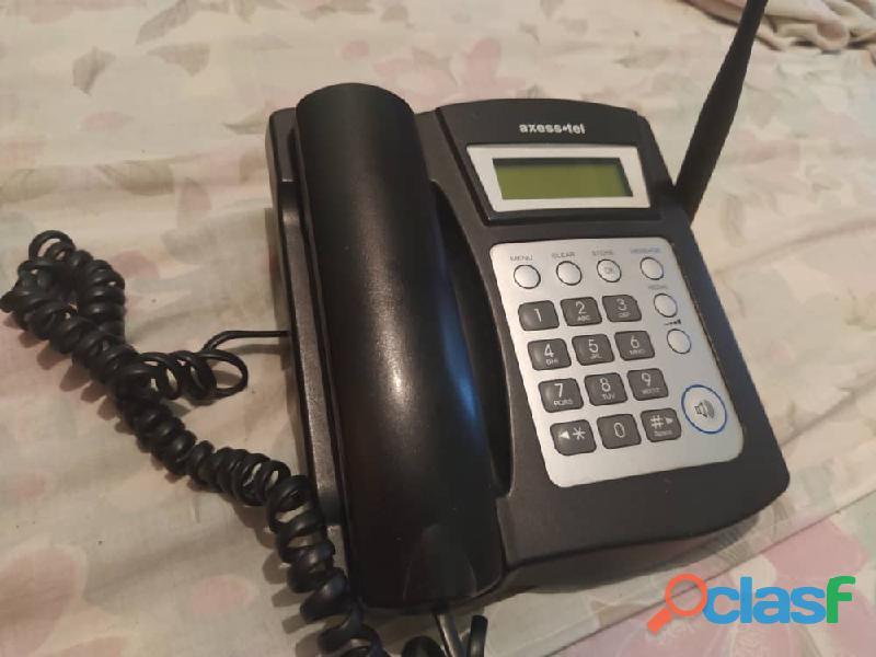 Teléfono inalambrico cantv prepagado