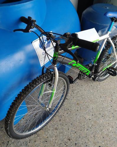 Bicicleta montañera rin 26 nueva