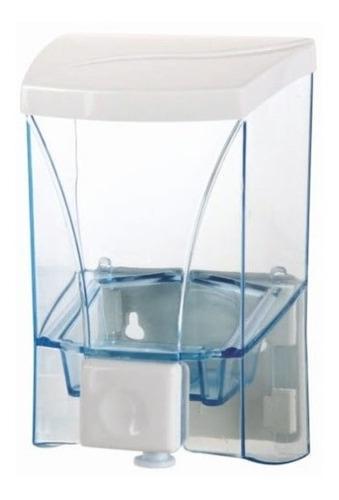 Dispensador de antibacterial y jabon liquido plastico 500 ml