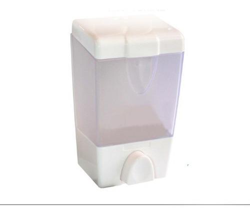 Dispensador de gel antibacterial y jabón liquido 500cc.