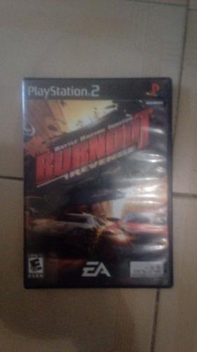 En venta juego de ps2 original burnout