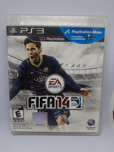 Juego ps3 playstation 3 fifa 2014 original