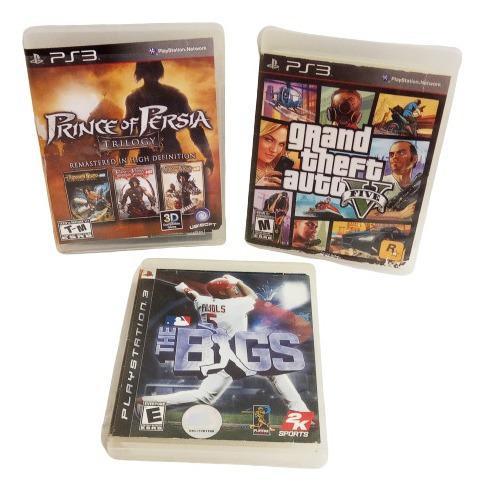 Juegos ps3 playstation c/u