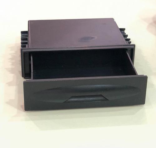 Kit adaptador reproductor o mp3 universal gaveta 1din carro