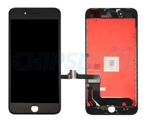 Pantalla iphone 8 plus completa negra y blanca la instalamos