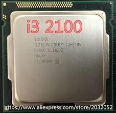 Procesador 1155 i3 2100 3.10ghz