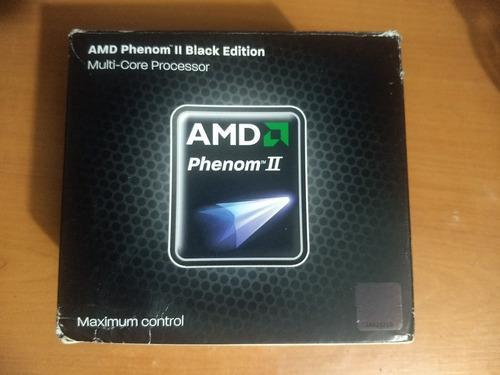 Procesador amd phenom il x4 965 3.4gz black edition 125w am3