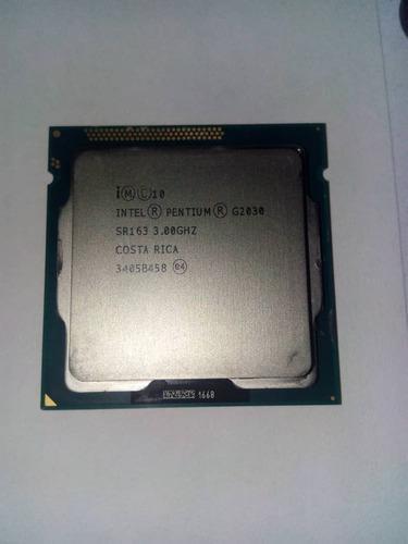 Procesador intel dual core g2030 lga 1155 leer descripción