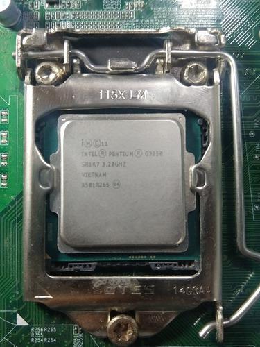 Procesador intel g3250 g series