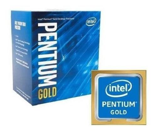 Procesador intel pentium gold g5400 socket 1151 3.7ghz dual