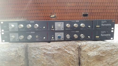 Compresor de sonido profecional (simetrix)