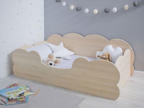 Cuna cama modernas minimalista bebes niño infantil nube