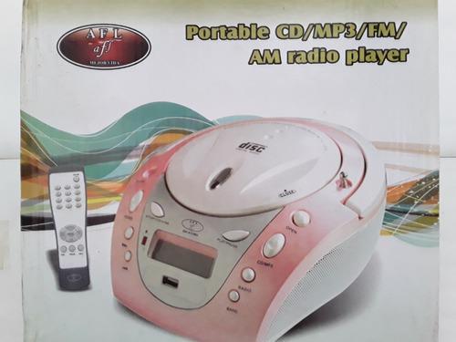 Radio reproductor portatil gh-413mu