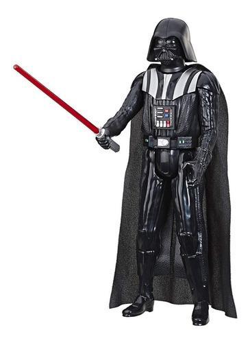 Star wars muñecos e9 darth vader juguetes hasbro original