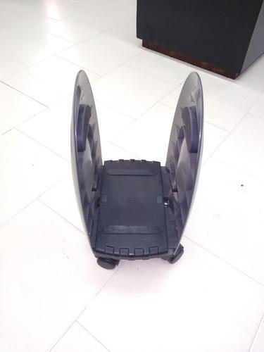 Base porta cpu pc computador ajustable con ruedas 08v