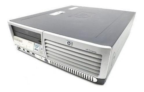 Computadora desktop c2d hp intel 1gb ram 80 disco duro