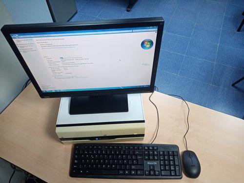 Computadora escritorio core 2 duo
