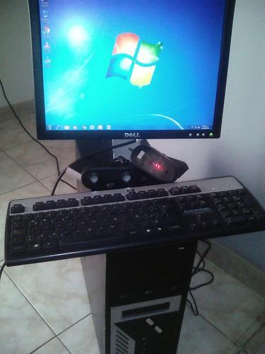 Computadora pc como nueva cpu intel core 2 duo para trabajo