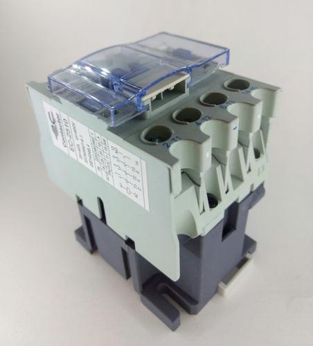 Contactor 3 polos 25 amp bobina 110/220