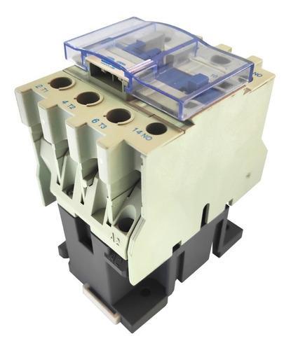 Contactor 3 polos 32 amperios bobina 220v