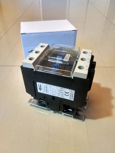 Contactor 3 polos 95 amp bobina 220
