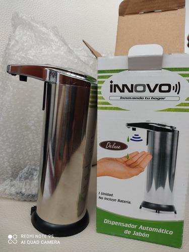 Dispensador automático de gel o jabón líquido, marca