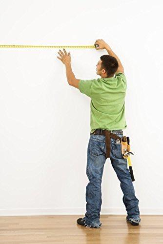 Herramienta hogar cinta metrica metros. construccion