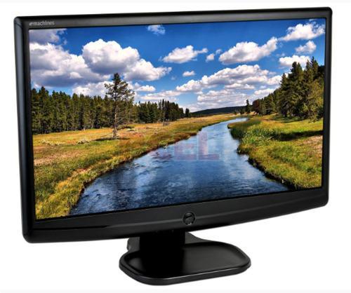 Monitor lcd emachines widescreen de 20 e200hv nuevo