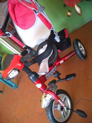 Oferta triciclo paseador unisex