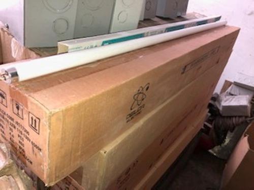 Pack 3 bombillo tubo fluorescente 32w t8 120cm