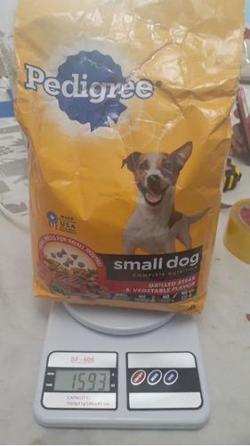Alimento perros pedigry y just6 por kilo