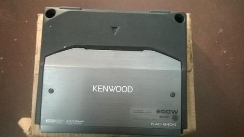 Amplificador kenwood 4 canales
