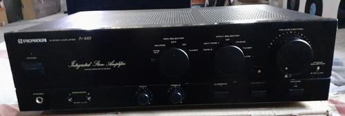 Amplificador pioneer stereo