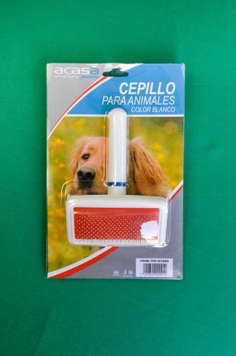 Cepillo De Alambre Antinudos Acasa Perros Mascotas Animales