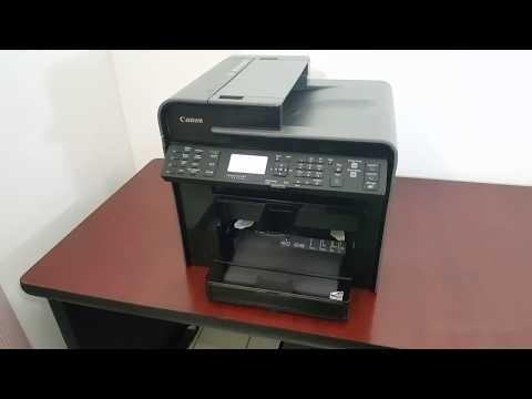 Fotocopiadora-impresora canon image class mf4770n