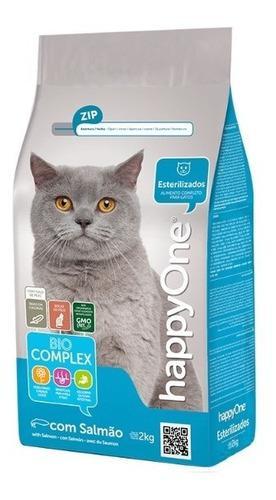 Gatarina happy one gato estirilizado 2 kg