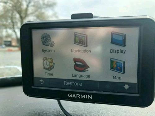 Gps garmin modelo nuvi40 como nuevo en su caja y accesorios