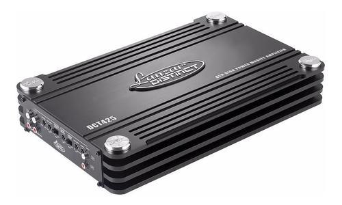 Planta amplificador lanzar distinct 4000 watt 4 canales